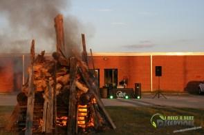 Ware County High School Homecoming Bonfire Pep Rally Mobile DJ Services (24)
