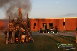 Ware County High School Homecoming Bonfire Pep Rally Mobile DJ Services (25)
