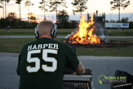 Ware County High School Homecoming Bonfire Pep Rally Mobile DJ Services (32)