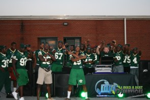 Ware County High School Homecoming Bonfire Pep Rally Mobile DJ Services (47)