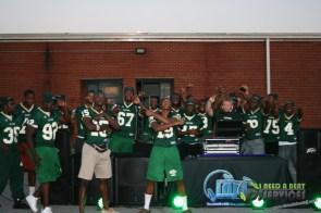 Ware County High School Homecoming Bonfire Pep Rally Mobile DJ Services (47)