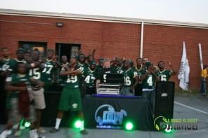 Ware County High School Homecoming Bonfire Pep Rally Mobile DJ Services (50)
