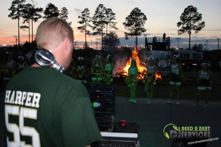 Ware County High School Homecoming Bonfire Pep Rally Mobile DJ Services (55)