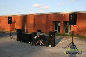 Ware County High School Homecoming Bonfire Pep Rally Mobile DJ Services (6)