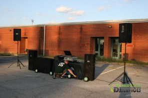 Ware County High School Homecoming Bonfire Pep Rally Mobile DJ Services (6)