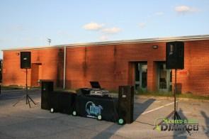 Ware County High School Homecoming Bonfire Pep Rally Mobile DJ Services (7)