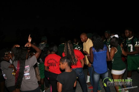 Ware County High School Homecoming Bonfire Pep Rally Mobile DJ Services (77)