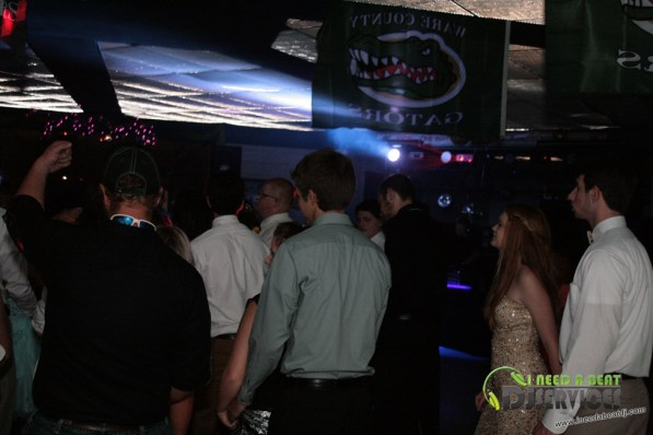 Ware County High School Homecoming Dance 2013 Mobile DJ Services (141)
