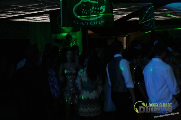 Ware County High School Homecoming Dance 2013 Mobile DJ Services (262)