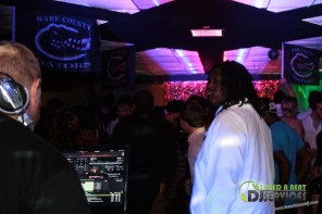 Ware County High School Homecoming Dance 2013 Mobile DJ Services (302)