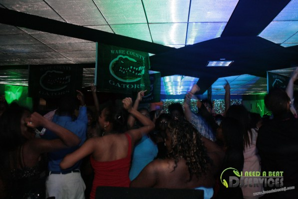 Ware County High School Homecoming Dance 2013 Mobile DJ Services (309)