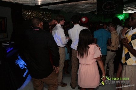 Ware County High School Homecoming Dance 2013 Mobile DJ Services (340)
