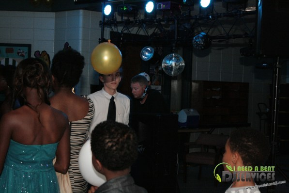 Ware County High School Homecoming Dance 2013 Mobile DJ Services (372)