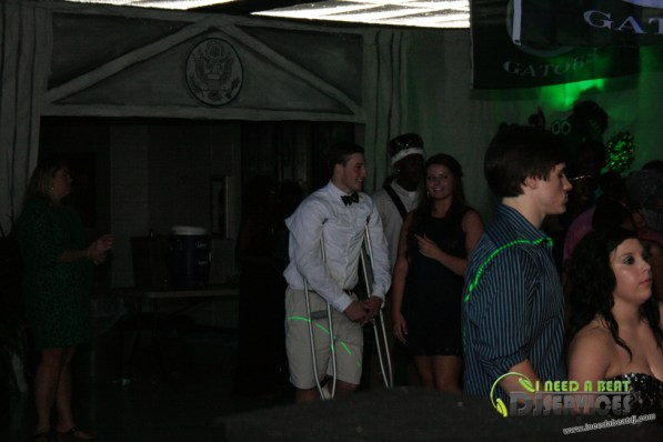 Ware County High School Homecoming Dance 2013 Mobile DJ Services (386)