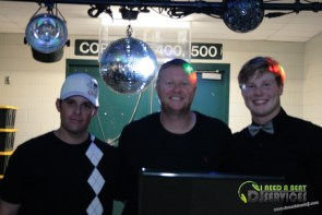Ware County High School Homecoming Dance 2013 Mobile DJ Services (410)