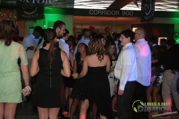 Ware County High School Homecoming Dance 2013 Mobile DJ Services (78)