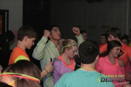 Ware County High School MORP 2014 Waycross GA Mobile DJ Services (143)