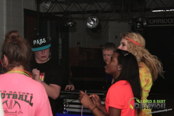 Ware County High School MORP 2014 Waycross GA Mobile DJ Services (218)