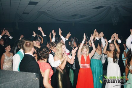 Ware County High School PROM 2014 Waycross School DJ (247)
