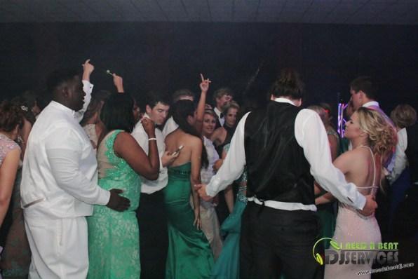 Ware County High School Prom 2015 Waycross GA Mobile DJ Services (222)