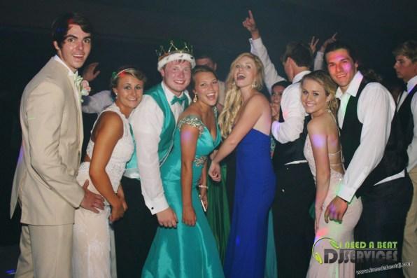 Ware County High School Prom 2015 Waycross GA Mobile DJ Services (276)