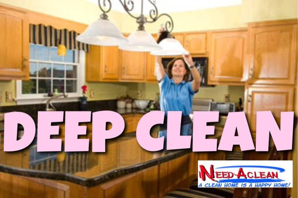 Deep Clean (Supplies Included) 1