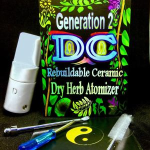 Ceramic Vaporizer  Temperature Control Who could ask for anything more