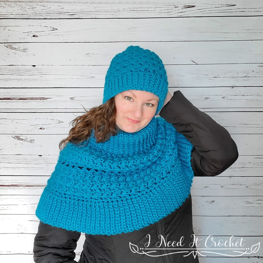 The Dead of Winter Toque - Free Crochet Pattern