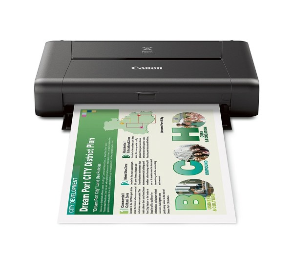 CANON PIXMA Wireless Mobile Printer With Airprint
