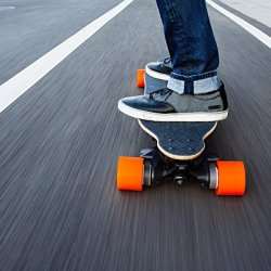 Boosted Dual+ 2000W Electric Skateboard Boosted Dual+ 2000W Electric Skateboard.