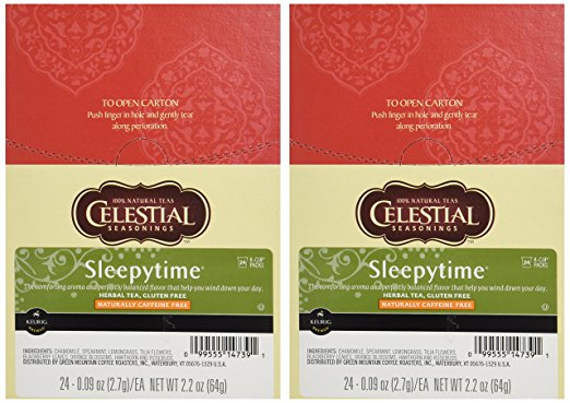 Celestial Seasonings Sleepytime Herbal Tea K Cup
