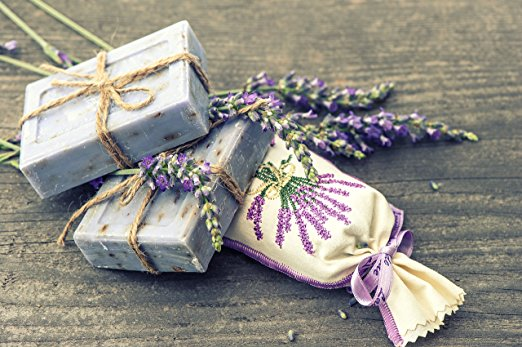 Organic Lavender Flowers (Extra Grade - Dried)