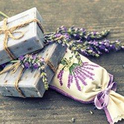 Organic Lavender Flowers (Extra Grade - Dried)