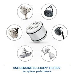 Replacement Filter for Culligan Filtered Shower Heads