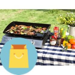 Royal Gourmet Portable 3-Burner Propane Gas Grill