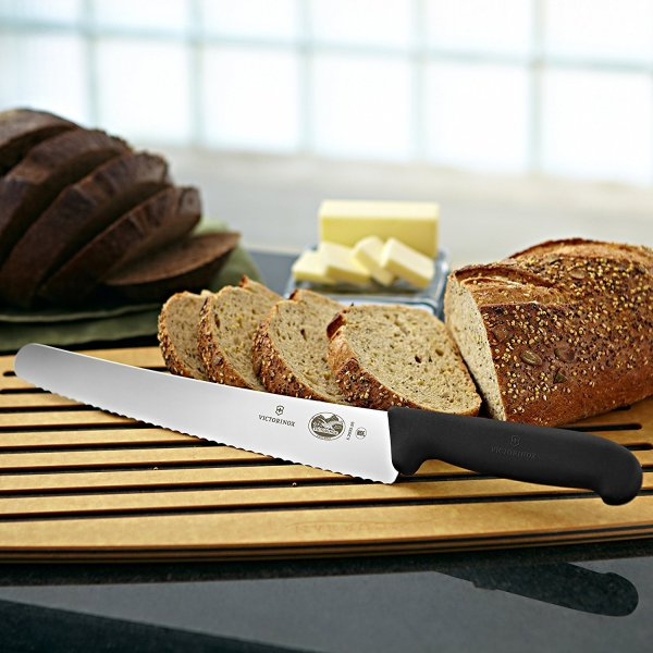 Victorinox 4-Piece Knife Set with Fibrox Handles