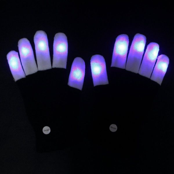 Amazer Finger Light Gloves