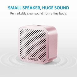 Anker SoundCore nano Bluetooth Speaker with Big Sound