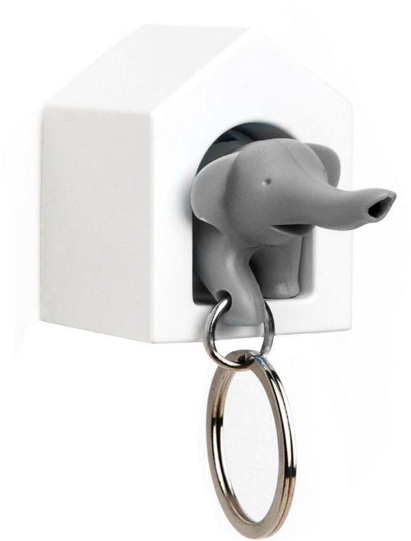 ELEPHANT KEY RING - Holder