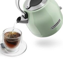 KitchenAid 1.25-Liter Electric Kettle Pistachio