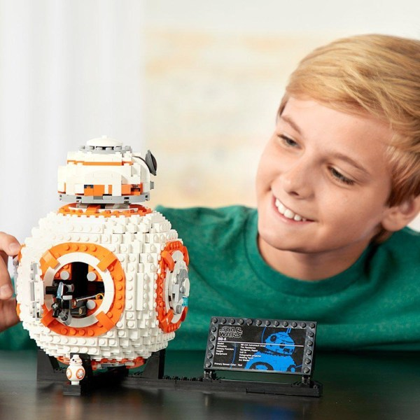 LEGO Star Wars VIII Building Kit (1106 Piece)