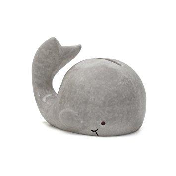 Child To Cherish Mini Whale Piggy Bank