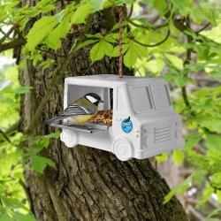 Fred YARD GOODS Cheep Eats Food Truck Bird Feeder. Fred YARD GOODS Cheep Eats Food Truck Bird Feeder.