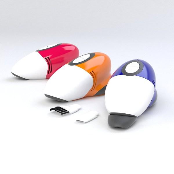 LIVION Mini Desk Vacuum Cleaner