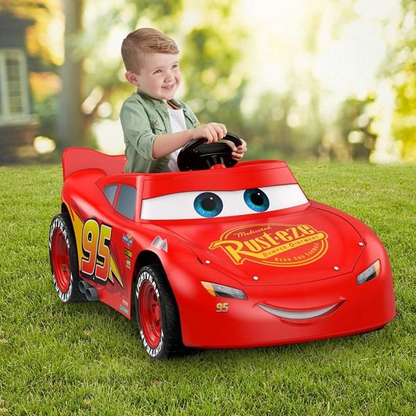 Power Wheels Disney Pixar Cars 3 Lightning McQueen