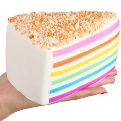 Squishies Cake Slow Rising Kawaii Squishies Great Hand Pillow Toy