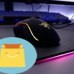 Customizable Mouse Pad 17 Million Color Combinations