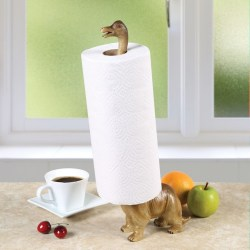 Brontosaurus Paper Towel Holder
