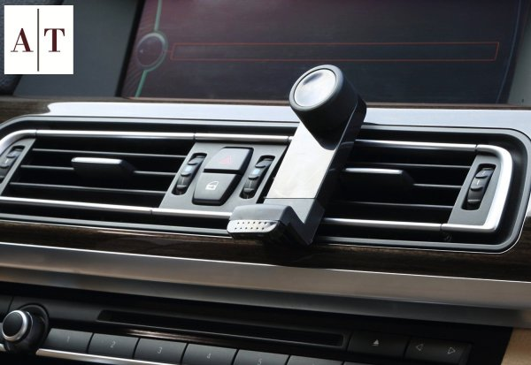 Luxury Car Cell Phone Mount Holder For Air Vents