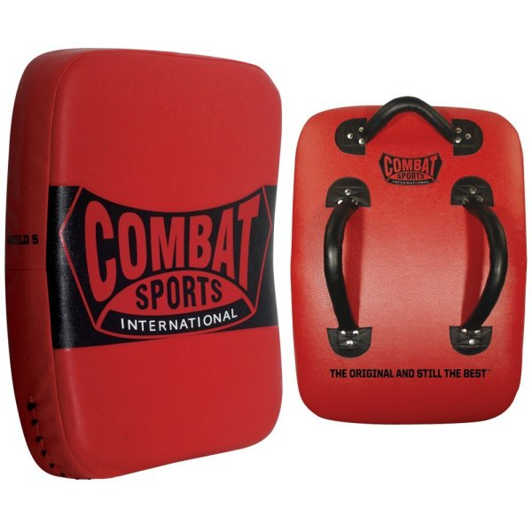 Muay Thai MMA Training Kick Punch Strike Shield Big Pad